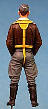 Ultracast 1/32 WWII German Fighter Pilot Werner Molders