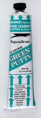 Squadron Green Putty - 65g Tube