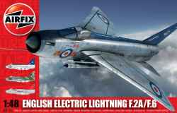 Airfix 1/48 English Electric Lightning F-2A/F-6