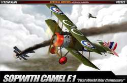 "Academy 1/32 Sopwith Camel F.1 ""First World War Centenary"""