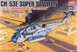 "Academy 1/48 CH-53E Super Stallion ""US Marines"""