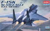 "Academy 1/48 F-15K Slam Eagle "" R.O.K. Air Force"""