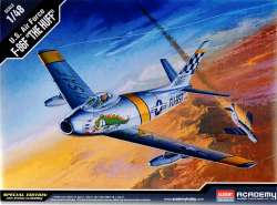 "Academy 1/48 F-86F Sabre ""The Huff"" Limited Edition"