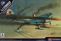 Academy 1/48 IL-2 Stormovik Ski Equipped Early Version