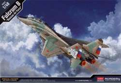 "Academy 1/48 MiG-29UB Fulcrum B ""Russian Air Force"""