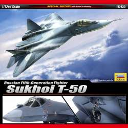 Academy 1/72 Sukhoi T-50 Russian Fifth-Generation Fighter