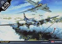 "Academy 1/72 B-17G Flying Fortress ""15th Air Force"""