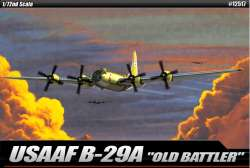 "Academy 1/72 B-29A Superfortress ""Old Battler"""