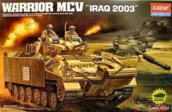 "Academy 1/35 Warrior MCV ""Iraq 2003"""