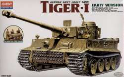 Academy 1/35 Tiger I Early Version
