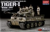 "Academy 1/35 Tiger I ""Winter 1944"" Special Edition"