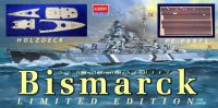 Academy 1/350 Bismarck Special Limited Edition