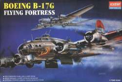 Academy 1/72 B-17G Flying Fortress