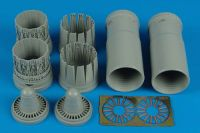 Aires 1/32 Eurofighter Typhoon Late Exhaust Nozzles (Revell)