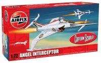 Airfix 1/72 Angel Interceptor - Captain Scarlet