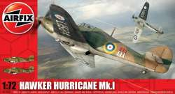Airfix 1/72 Hawker Hurricane Mk.I Early Version