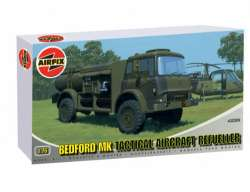 Airfix 1/72 Bedford MK Tactical Aircraft Refueller