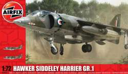 Airfix 1/72 Hawker Siddeley Harrier GR.1