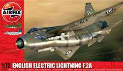 Airfix 1/72 Electric Lightning F.2A