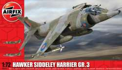 Airfix 1/72 Hawker Siddeley Harrier GR.3