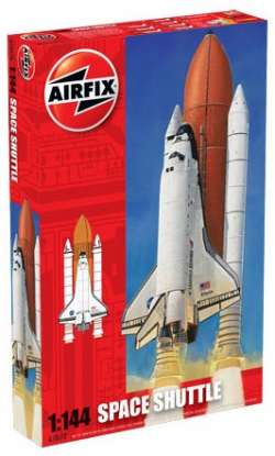 Airfix 1/144 Space Shuttle