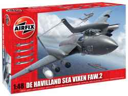 Airfix 1/48 De Havilland Sea Vixen FAW.2