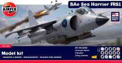 Airfix 1/24 Sea Harrier FRS1 Gift Set