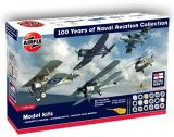 Airfix 1/72 100 Years of Naval Aviation Collection