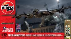 Airfix 1/72 Avro Lancaster B.III (Special) The Dambusters Gift Set