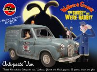 Airfix Wallace and Gromit Anti-Pesto Van Kit
