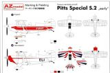 "AZ Model 1/48 Pitts Special S.2 ""Early"""