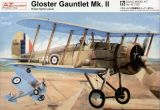 AZ Model 1/72 Gloster Gauntlet Mk.II