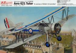 AZ Model 1/72 Avro 621 Tutor in British Universities Service