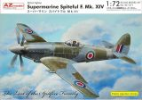 AZ Model 1/72 Supermarine Spiteful F Mk.XIV