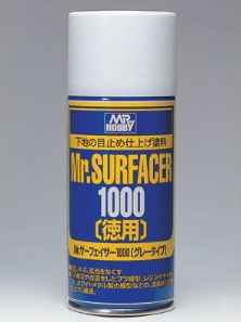 Gunze Sangyo Mr Surfacer 1000 Spray 170ml