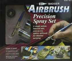 Badger 200 Airbrush Precision Spray Set