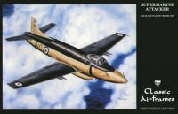 Classic Airframes 1/48 Supermarine Attacker