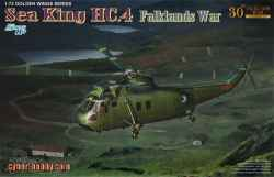 "Cyber-Hobby 1/72 Sea King HC.4 ""Falklands War"""