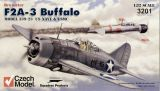 Czech Model 1/32 F2A-3 Brewster Buffalo Model 339-23