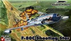 Czech Model 1/32 F-80C Shooting Star