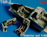 CMK 1/48 TSR-2 Interior Set