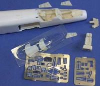 CMK 1/72 TSR-2 Interior Detail Set