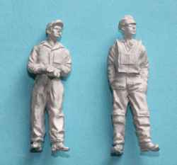 DMM 1/48 USAAF Pilot and Mechanic