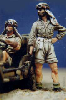 DMM 1/48 British SAS Figures