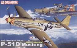 Dragon 1/32 P-51D Mustang Early Production