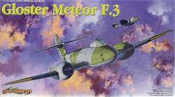 Dragon 1/72 Gloster Meteor F.3