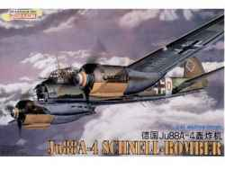 Dragon 1/48 Junkers Ju88A-4 Schnell Bomber