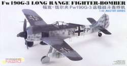 Dragon 1/48 Focke-Wulf Fw190G-3 Long Range Fighter-Bomber