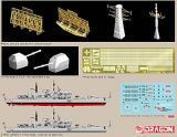 Dragon 1/700 HMS York Type 42 Destroyer Batch 3