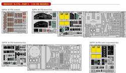 Eduard 1/32 B-17G Flying Fortress Big Ed Set Part I